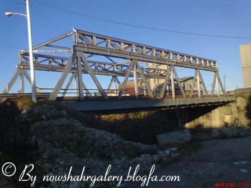 پل ماشلک نوشهر